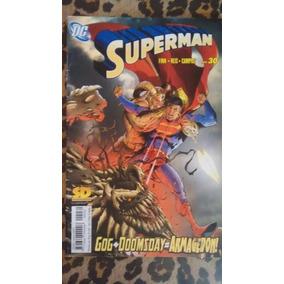 Superman Gog+doomsday=armagedon