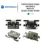 Pin Puerto De Carga Motorola Moto G2 Xt1062 Xt1063 Xt1064