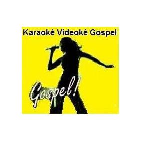 Gospel, Coletânea 4 Dvds Musicas Karaokê Evangélicas, Hinos
