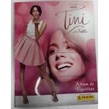 Figuritas Tini, El Gran Cambio De Violetta.completa El Album