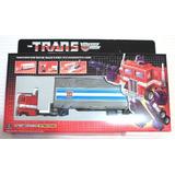 Transformers Optimus Prime G1 Reedicion