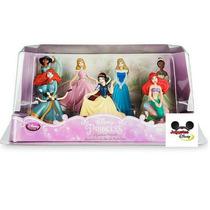 Set De Figuras De Princesas Disney