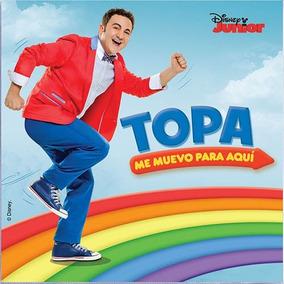 Cd Topa Me Muevo Para Aqui Open Music