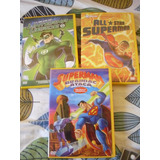Lote Dvd Varios Marvel Vs Dc Comics