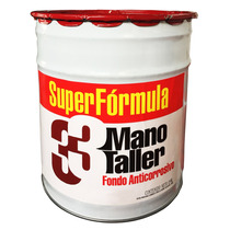 Super Formula 33 Mano Taller Fondo Anticorrosivo Blanco 19lt