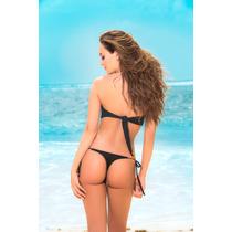 Bikini Tanga Brasileña Hilo 6849*46 (tanga M O L Y Top M)