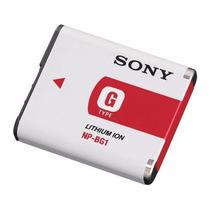 Bateria Np-bg1 Original P Máquina Digital Sony