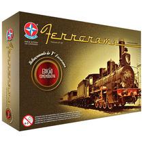Locomotiva Trem Trenzinho Ferrorama Classico Xp100 Estrela