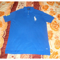 Camisa Polo Ralph Lauren Big Pony Jermiah 1 100% Original