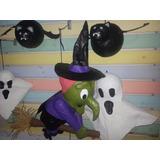 Piñatas De Hallowen (brujas, Fantasmas, Calabazas,murciélago