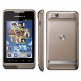Celular Motorola Motosmart Xt389 Com Camera, Android, Mp3