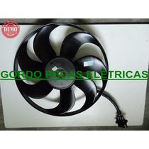 Motor Da Ventoinha + Hélice Polo 2004 ( Grande)