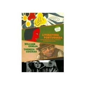 Livro Literatura Portuguesa Ensino Médio - Atual Editora