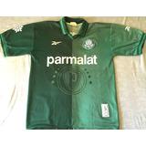 Camisa Palmeiras Usada Em Jogo Brasileirão 1997