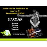 Maxman Potencializador Y Agrandador