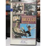 Vhs Bruce Lee A Lenda Px1