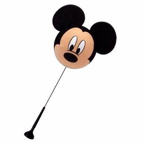 Enfeite Antena Automotivo Mickey Disney Carro Bolinha