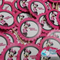 Toppers Para Cupcakes Ponquesitos Candy Bar Pasapalos