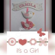 Cartel De Bebe Baby Shower Nacimiento