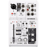Consola Yamaha Ag03 Mixer Placa Usb 2.0 Línea Nueva Unicas