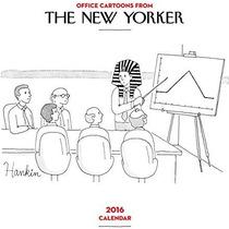 Dibujos Animados Del Calendario New Yorker 2016 Mini Wall