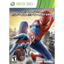 Spider Man The Amazing 1 Spiderman Homem Aranha Xbox 360