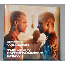 Lp Robbie Williams - The Heavy Entertainment - Pr Entrega
