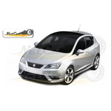 Body Kit Low Spoilers Seat Ibiza 2013 2017 5 Puertas