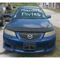 Mazda 6 ( En Partes ) 2003 - 2008 Motor 3.0 Estandar