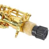 Nueva Estudiante Superior De Oro De Eb Alto Saxofón Pintura
