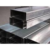 Perfil C Galvanizado 100x45x10 X 2mm | Barra X 12 Mtrs