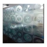 Adesivo Jateado Esfera Para Box Banheiro,vidros 1x1mt