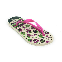 Ojotas Havaianas Dama Honey Beage Originales Deporfan