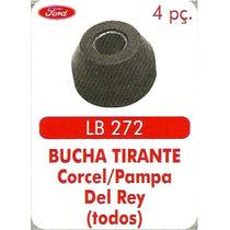 Bucha Tirante Corcel/ Pampa/ Del Rey, 08 Peças