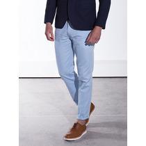 Pantalón Chino Azul Cielo
