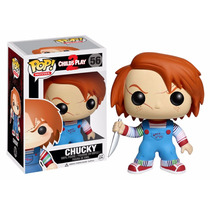 Chucky Funko Pop Muñeco Diabolico Childs Play 2 Novia Msi