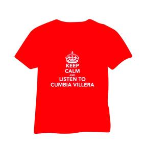 Remera Cumbia Villera N°1