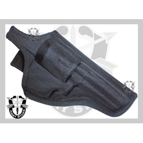 Funda Para Revolver 38 Smith & Wesson Marca Duty, Armystore