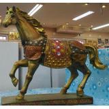 Cavalo Bronze (28 Cm)