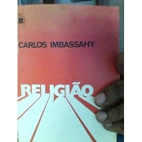 Livro Religião Carlos Imbassahy