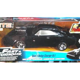 Dodge Charger Rapido Y Furioso 1:12 Original Radiocontrol