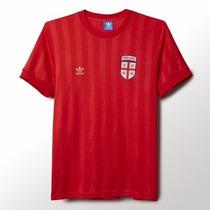 Remera Futbol Adidas Original Retro Inglaterra