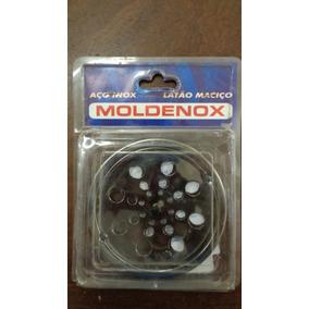 Grelha Rotativa Redonda 9.5 Cm C/ Caixilho Fume Moldenox