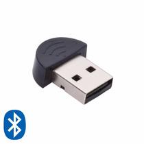 Adaptador Usb A Bluetooth Con Alcance De Hasta 10 M 2.0
