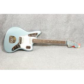 Fender Usa American Vintage 65 Jaguar Guitar C/case 2015