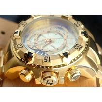 Relógio Invicta Reserve Excursion 6471-6469 Original C/ Caix
