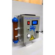 Generador De Ozono De .7 G/h Para Plantas Purificadoras Agua