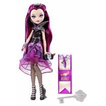 Ever After High - Primeiro Capítulo - Raven Queen Relançada