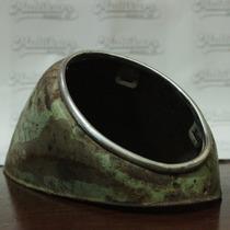 Vocho Base De Calavera Derecha Oval 55-62 Original Metal