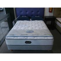 Colchón Simmons Deep Sleep 140x190 Línea Resortes Premium